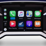 Honda presenta la primera moto con Apple CarPlay